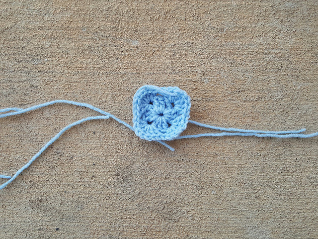 the thirteenth granny square