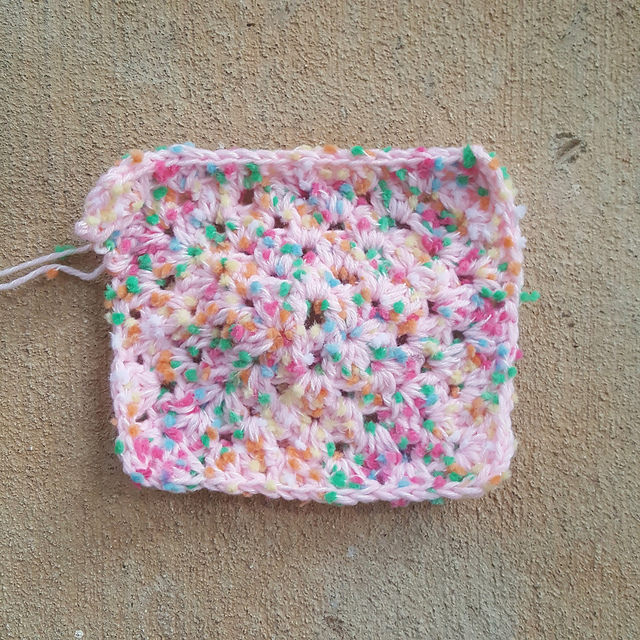 Another future crochet lunchbox