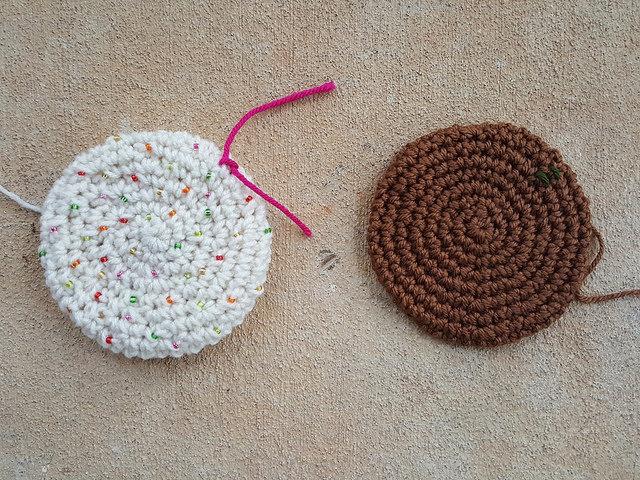 crochet cookie crochet scarf