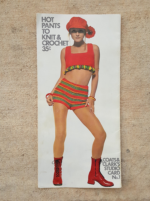 Hot Pants To Knit And Crochet Crochetbug