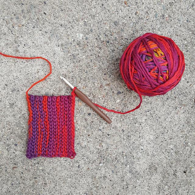 future crochet ear warmer