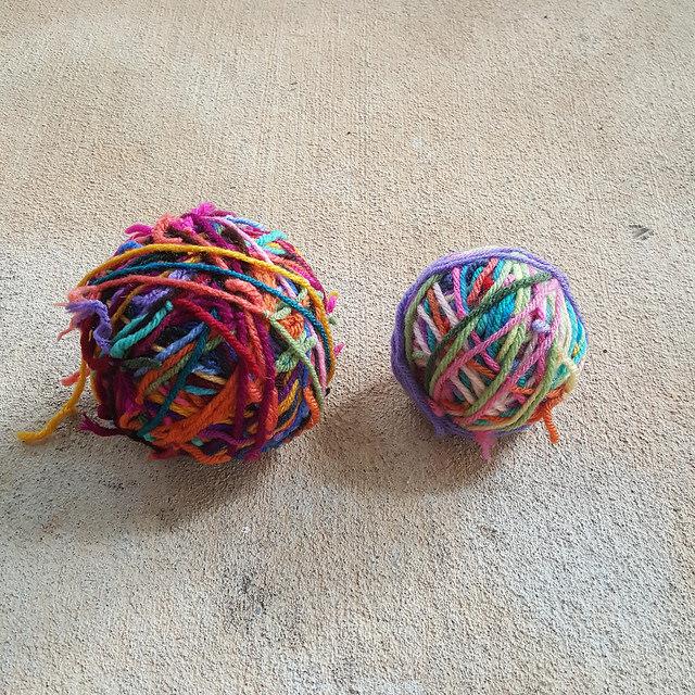 ball of yarn crochet - photo #45