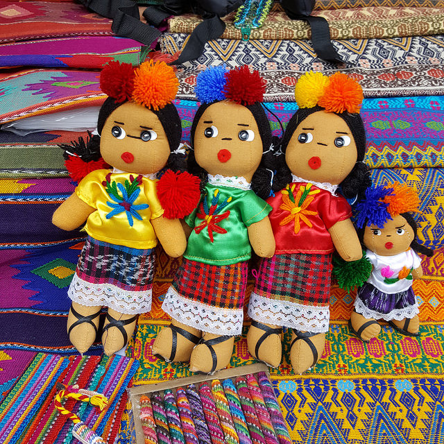 crochetbug, Handmade Kachina dolls, Santa Fe Plaza, New Mexico