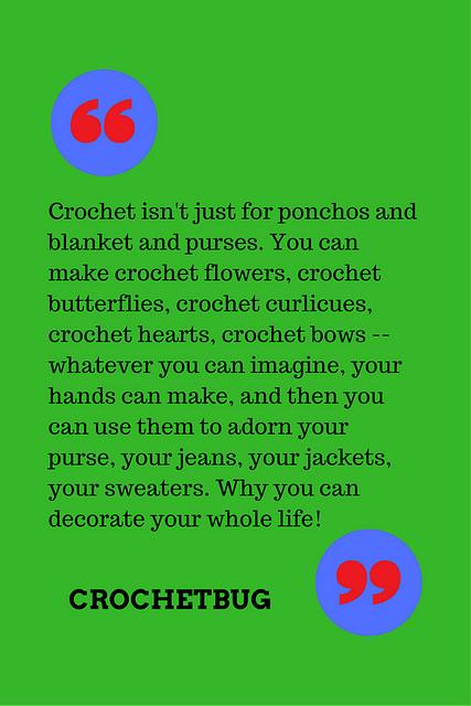 crochetbug, crocheting, crocheted, crochet, crochet affirmation