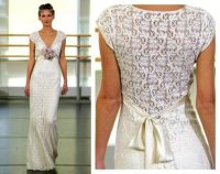 12 Crochet Wedding Dresses for Those Summer Weddings ...