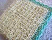 15 Most Popular Free Crochet Baby Blanket Patterns ...