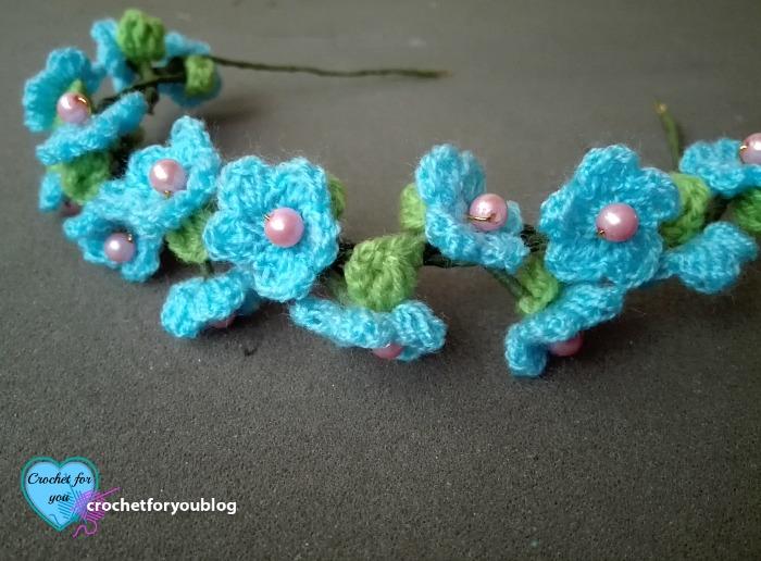 Crochet Flowers Crochet Patterns T Crochet Flowers