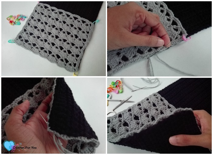 Piyumi's Crossbody Bag - free crochet pattern