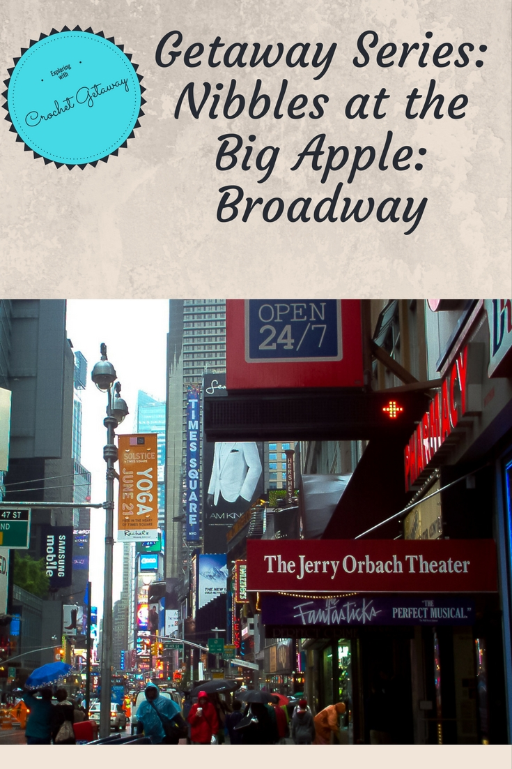 Travel Posts NYC Broadway