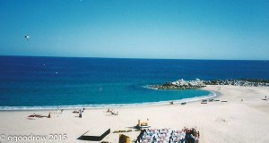 Sand and Sun in Cabo San Lucas