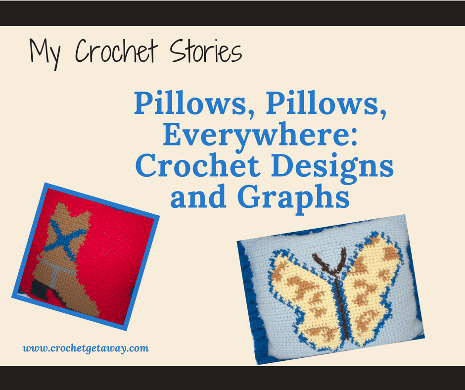 Crochet graph designs