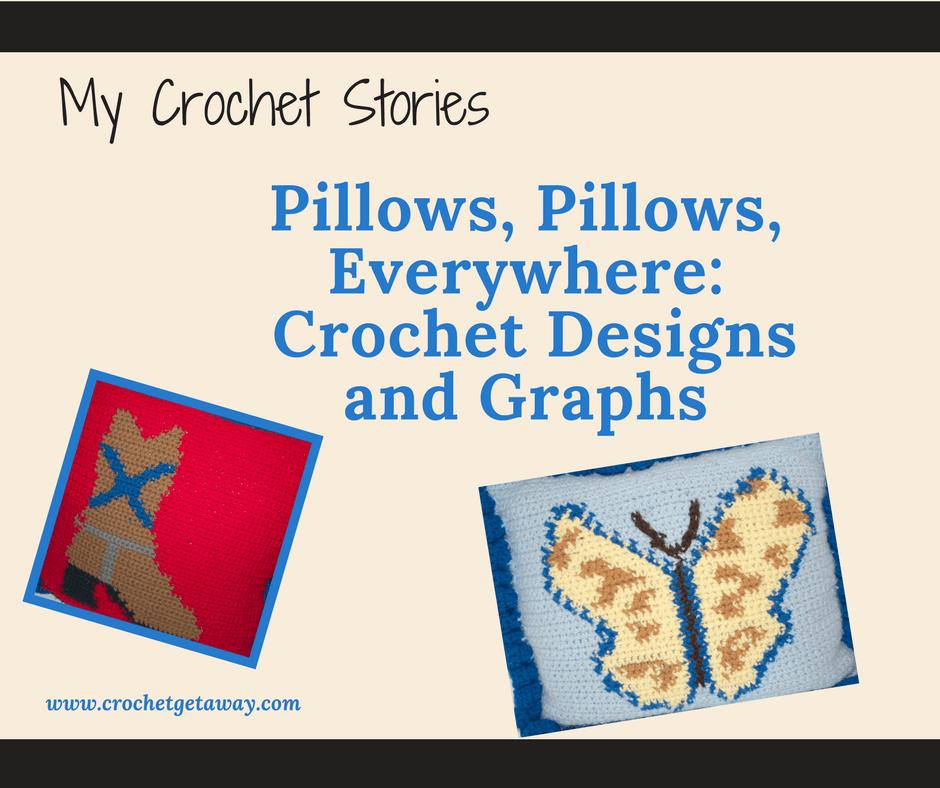 Crochet graph designs