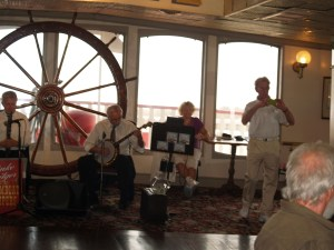 Live Music on Steamboat Natchez