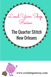 The Quarter Stitch, New Orleans