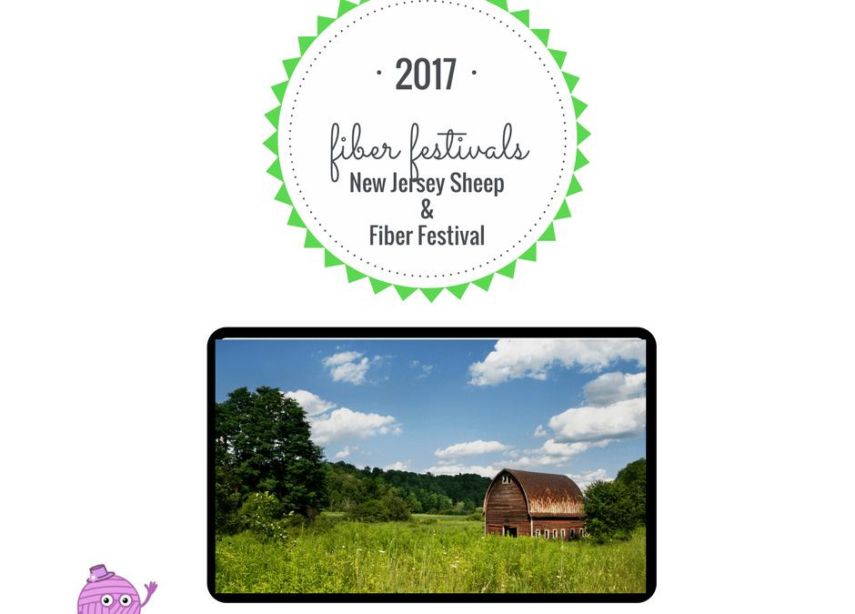 September 2017-New Jersey Sheep & Fiber Festival