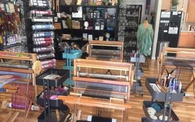 Crochet Getaway: Handmade Saori Weaving Studio in Belton, Texas