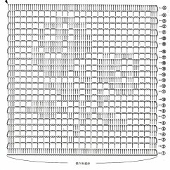 Free Crochet Square Pattern Diagram Workhorse P32 Wiring With Rose Inside  Kingdom
