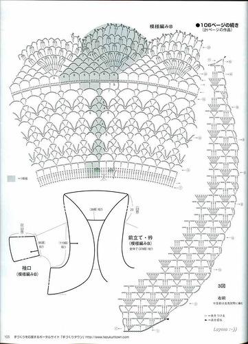 Beautiful Lace Bolero ⋆ Crochet Kingdom