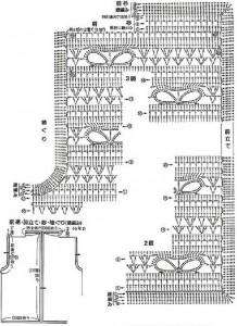 Openwork Crochet Vest Pattern ⋆ Crochet Kingdom