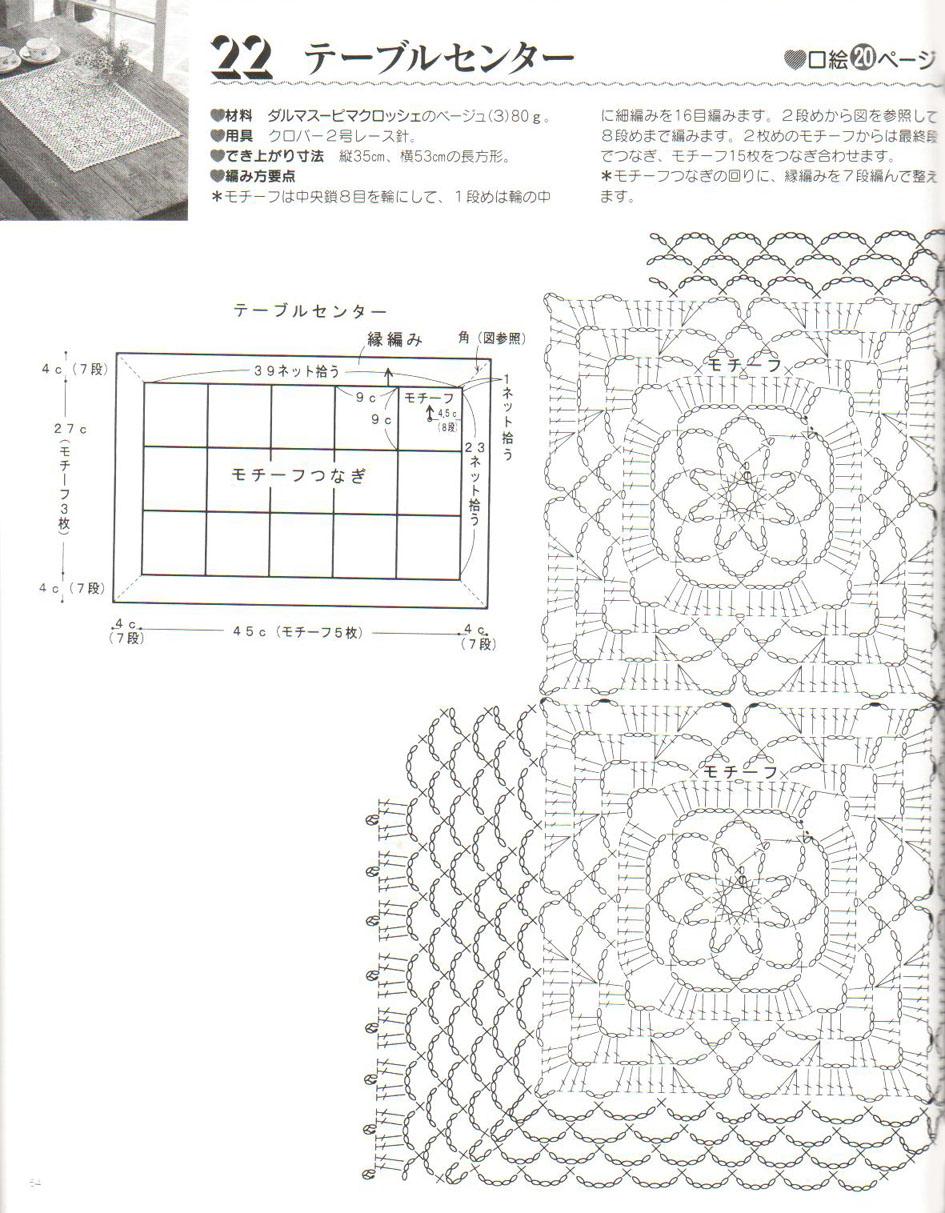 Square Crochet Doily Pattern ⋆ Crochet Kingdom
