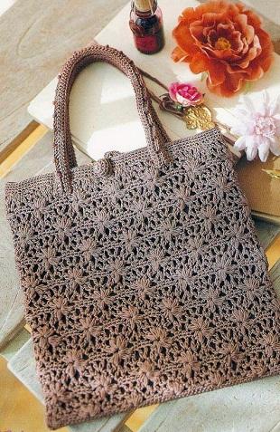 Summer Flower Crochet Bag Pattern  Crochet Kingdom