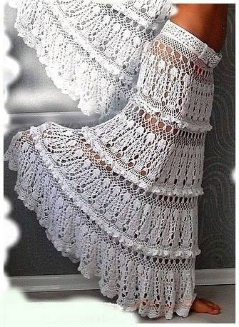 Beautiful Crochet Skirt  Crochet Kingdom