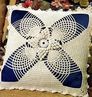 Lace Pillow Free Crochet Pattern  Crochet Kingdom
