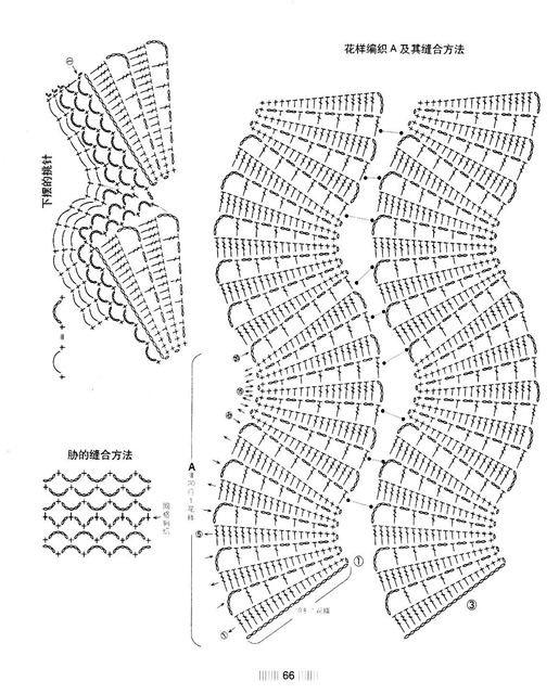 Irish Lace Crochet Vest ⋆ Crochet Kingdom