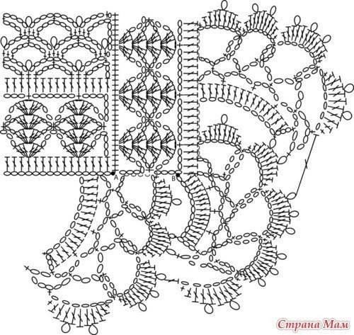Lacy Cardigan Crochet ⋆ Crochet Kingdom