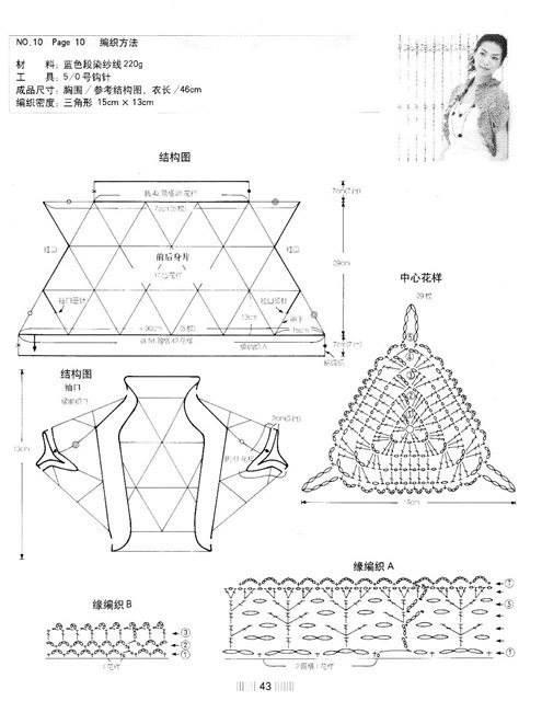 Summer Bolero Crochet ⋆ Crochet Kingdom
