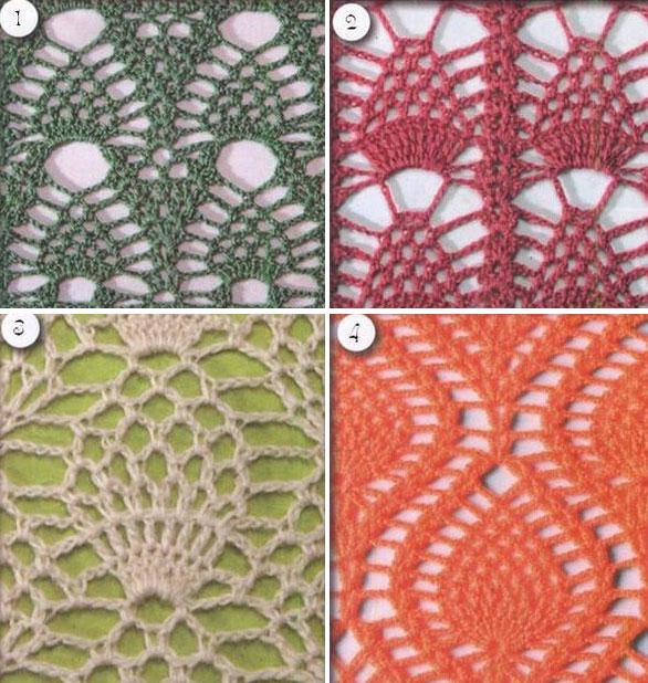 4 Great Pineapple Crochet Stitches  Crochet Kingdom