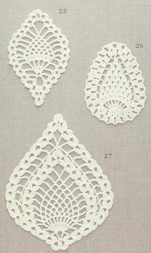 pineapple crochet motifs u22c6 crochet kingdom