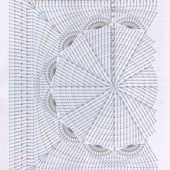 Crochet Doily Patterns With Diagram Vauxhall Vectra C Towbar Wiring Waterlily Washcloth ⋆ Kingdom