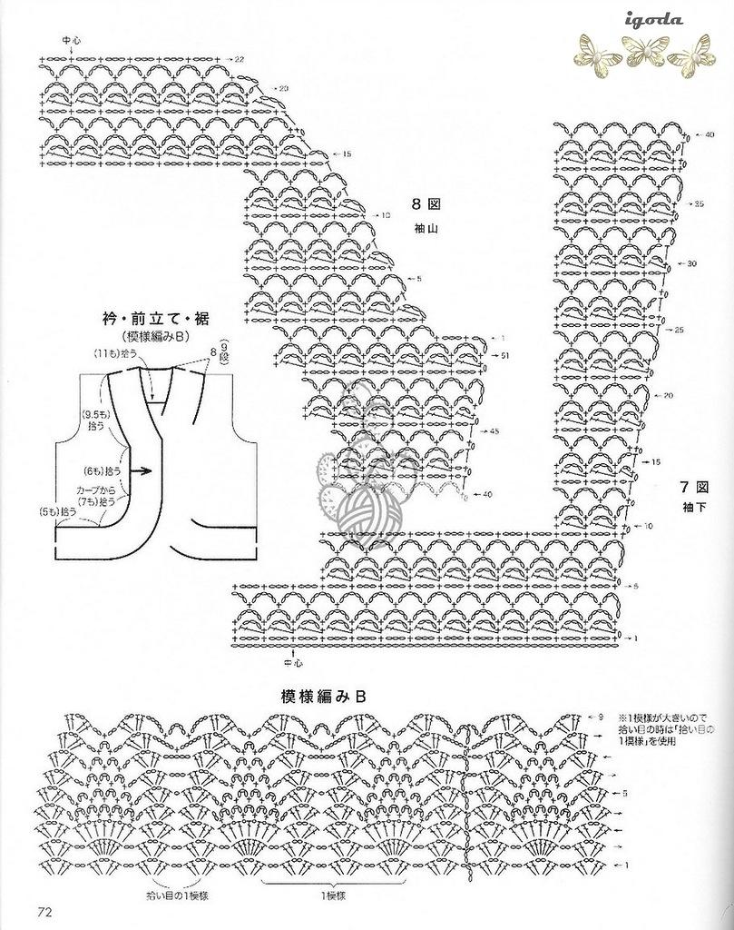 Black Lace Crochet Bolero Pattern ⋆ Crochet Kingdom