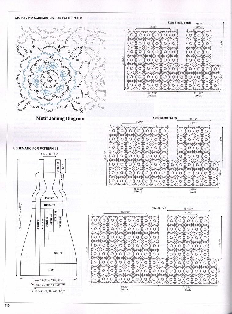 Elegant Long Columns Dress Crochet ⋆ Crochet Kingdom