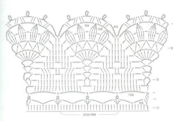Large crochet scarf pattern ⋆ Crochet Kingdom