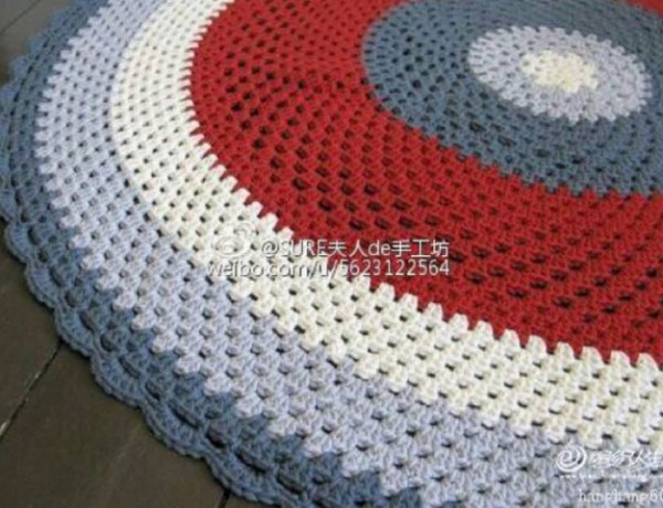 Crochet Rugs  Crochet Kingdom