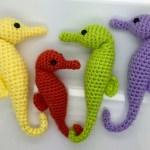 Free Seahorse Pattern Crochet Pattern Crochet Kingdom