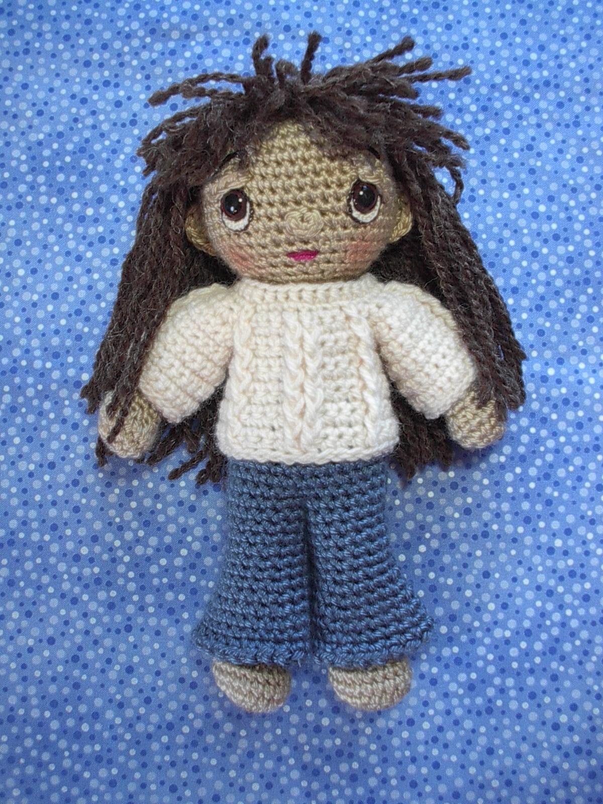 Basic Amigurumi Doll  Crochet Kingdom