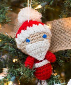 Free Crochet Christmas Ornaments Patterns