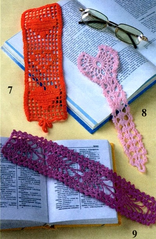 17 Ornate Lace Bookmarks to Crochet  Crochet Kingdom