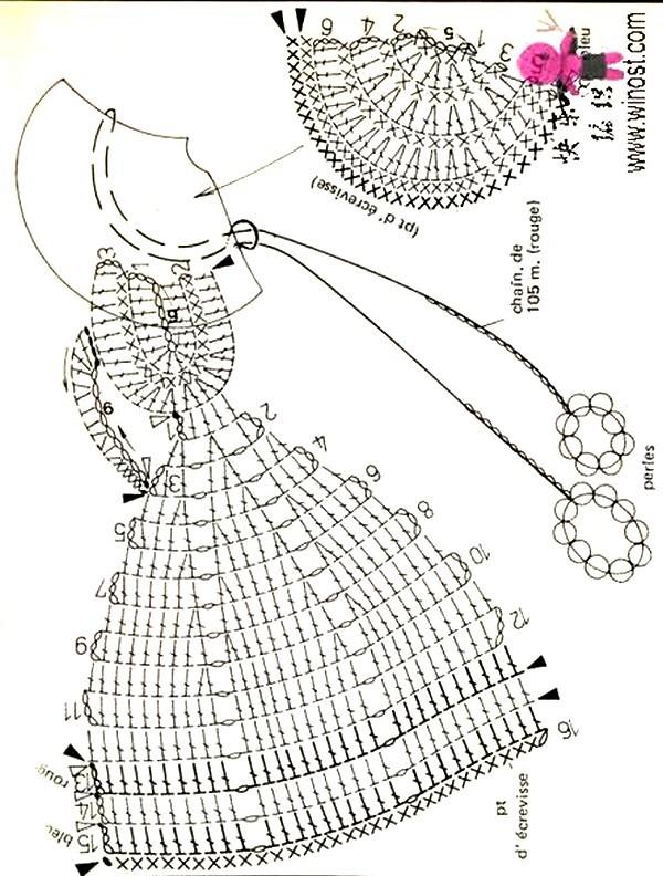 17 Ornate Lace Bookmarks to Crochet ⋆ Crochet Kingdom