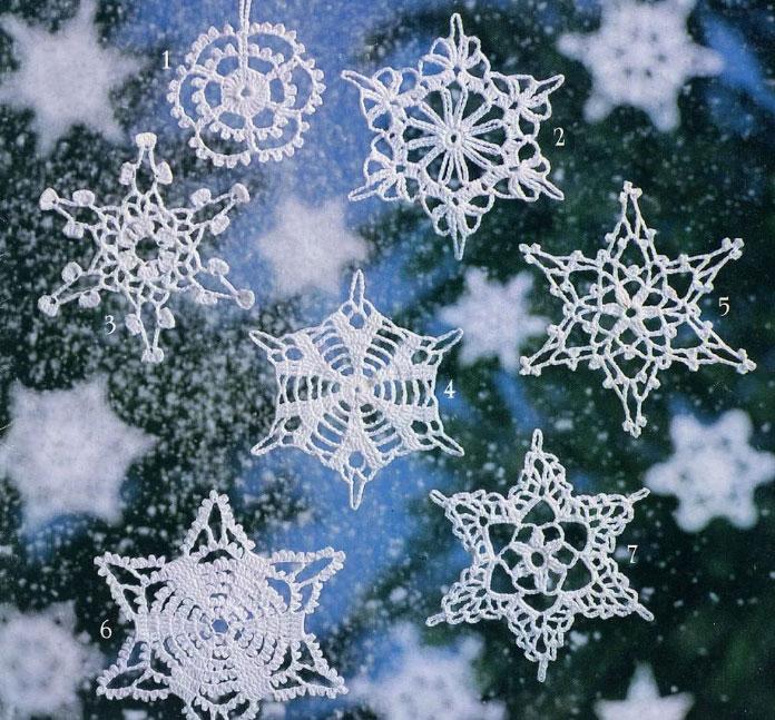 Crochet Snowflake Patterns to Crochet  Crochet Kingdom