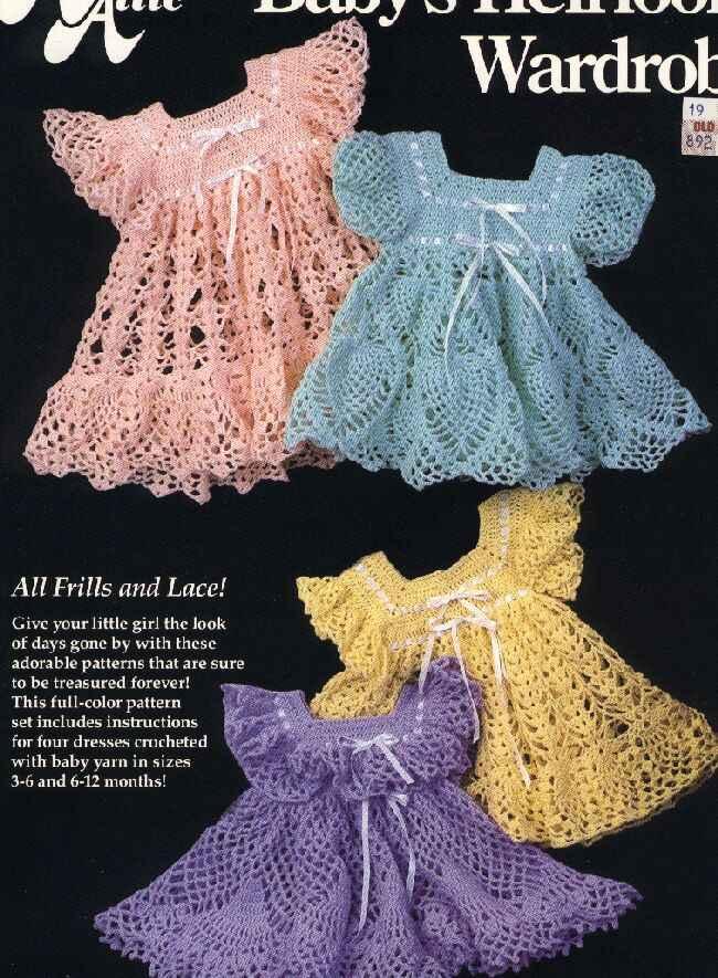 Dresses  Crochet Kingdom 57 free crochet patterns
