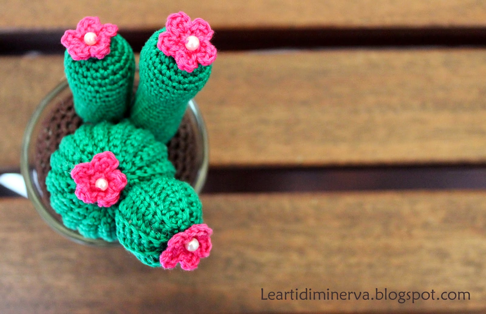 Free Crochet Pattern for a Cactus Amigurumi  Crochet Kingdom