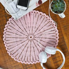 Crochet Doily Patterns With Diagram Ez Loader Trailer Wiring 100 Free You Ll Love Making 117 Pattern For A Boho Nights