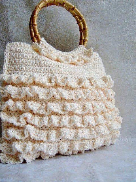Free Crochet Bag Patterns Part 3   Beautiful Crochet