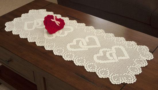 Crochet Patterns Crochet Runner Patterns Filet Crochet