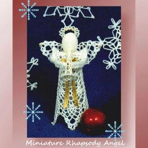 Miniature Rhapsody Angel