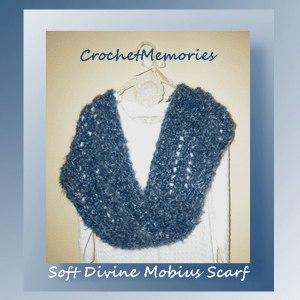 Soft Divine Mobius Scarf